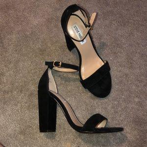 Steve Madden, black high heels